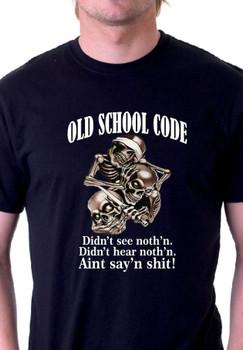 Old School Code T-Shirt