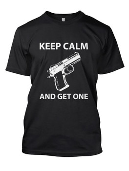 Keep Calm and Get One Shirt