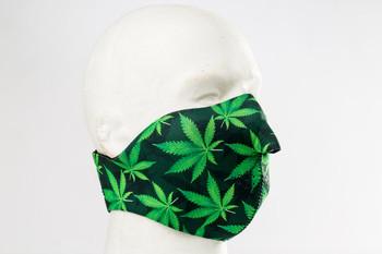 420 Half Neoprene Face Mask