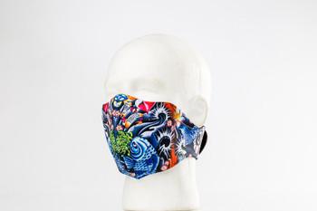 Koi Half Neoprene Face Mask