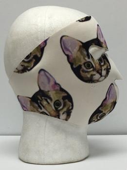Kitten Neoprene Face Mask