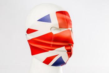 British Flag Neoprene Face Mask