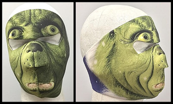 Grinch Neoprene Face Mask