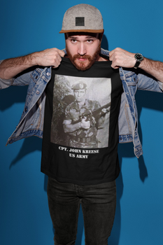 Capt. John Kreese Shirt Cobra Kai Shirt The Karate Kid Shirt