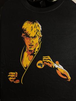 Johnny Lawrence Shirt Cobra Kai Shirt The Karate Kid Shirt