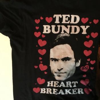 Ted Bundy Heart Breaker Shirt Ted Bundy T- Shirt