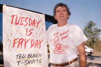 Burn Bundy Burn T Shirt Ted Bundy Execution Day Shirt Ted Bundy Shirt