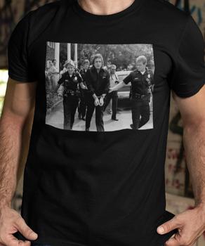 Johnny Cash Shirt Johnny Cash Arrested Shirt Johnny Cash Mugshot Shirt