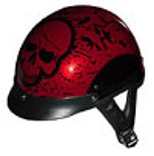 DOT Motorcycle Helmet