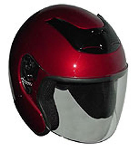 Wine Motorcycle Helmet