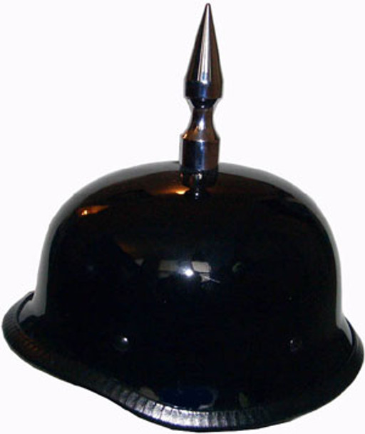German Helmet with Spike