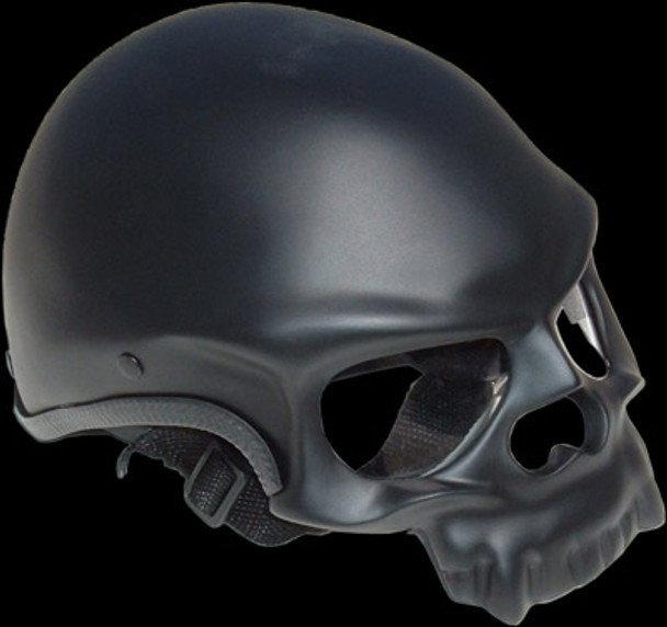 Skull Novelty Motorcycle Helmet