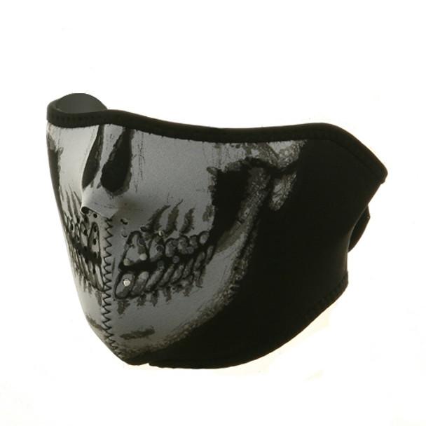 1/2 Skull Face Mask