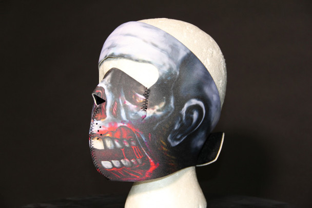 New Zombie Face Mask