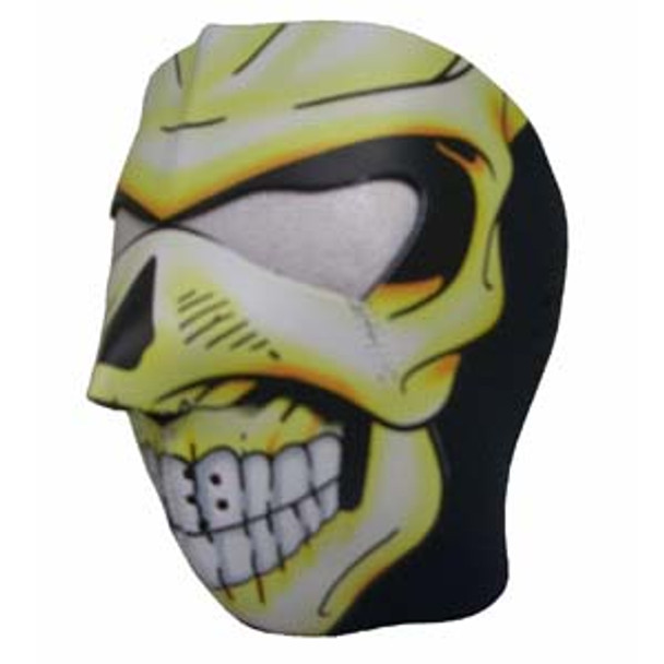 New Skull Face Neoprene Face Mask