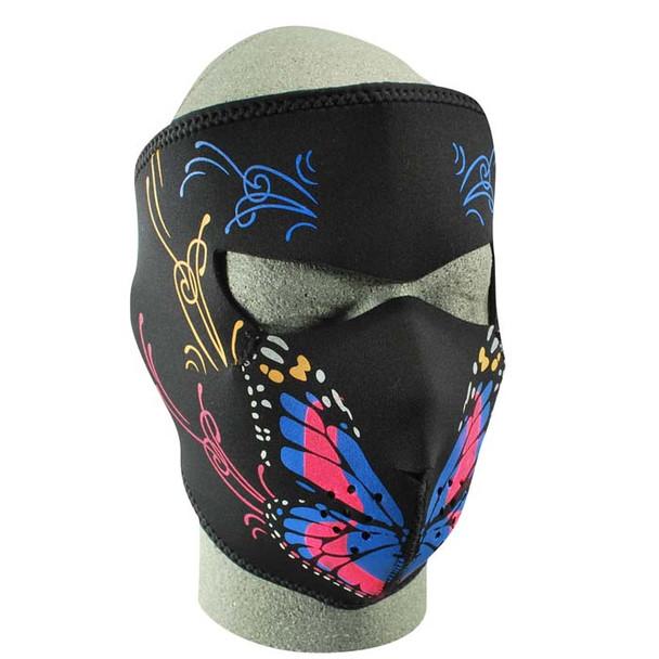 Butterfly Neoprene Face Mask