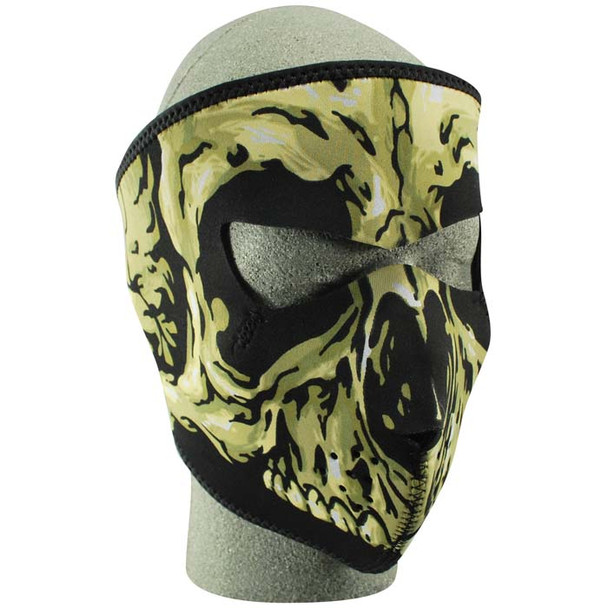 Skull3 Neoprene Face Mask