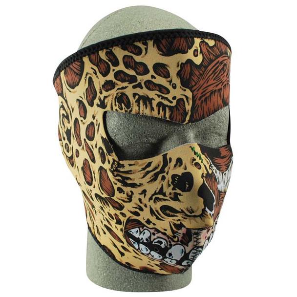 Road Rash Neoprene Face Mask