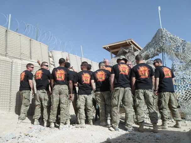 I had a blast in Afghanistan shirt