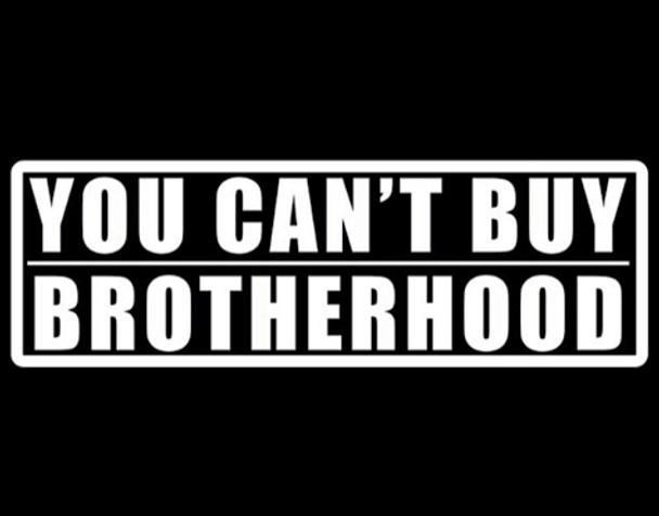 You can't buy Brotherhood shirt