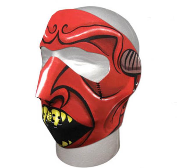 Devil Neoprene Face Mask