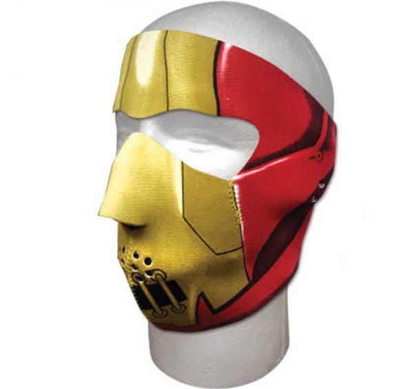 Steel Skull Neoprene Face Mask