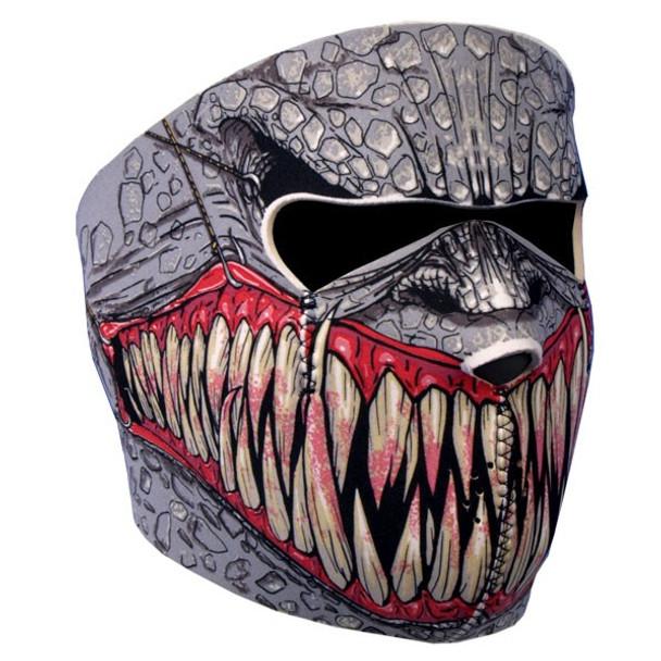 Fang Face Neoprene Face Mask