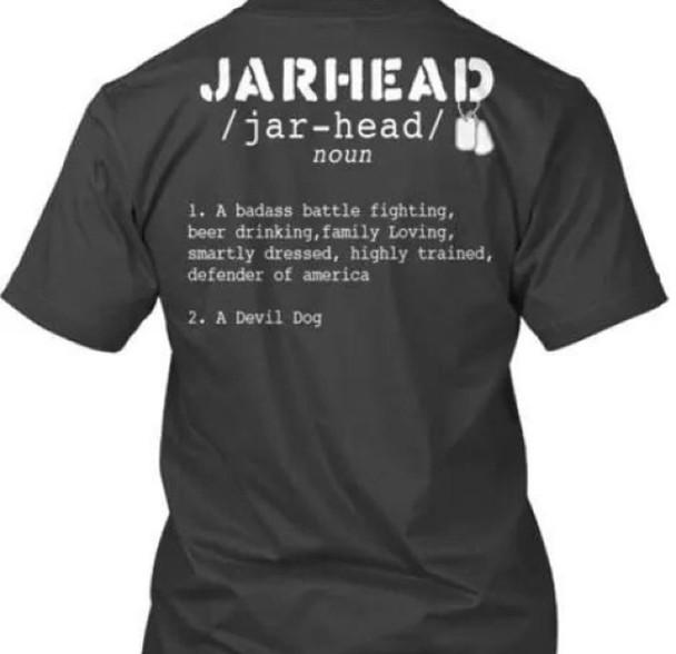 Jarhead Shirt