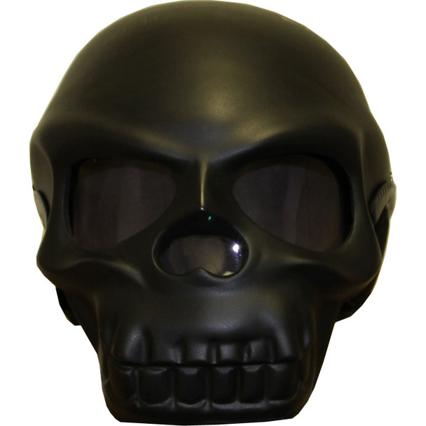 Full Skull Novelty Motorcycle Helmet