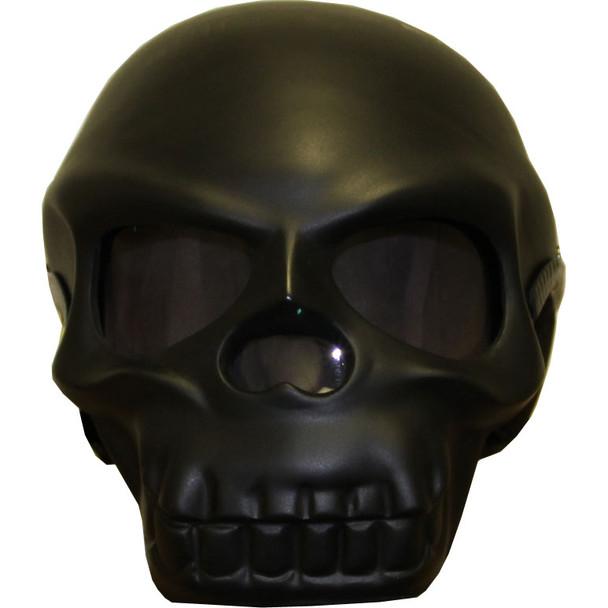 Full Skull Novelty Motorcycle Helmet