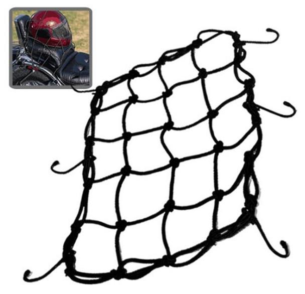 Bungee Motorcycle Helmet Holder