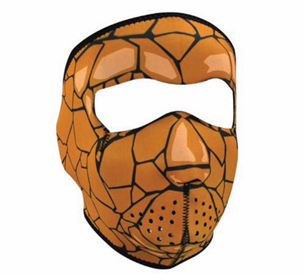 Rock Monster Neoprene Face Mask