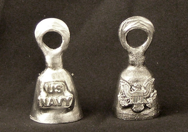 Navy Motorcycle Bell