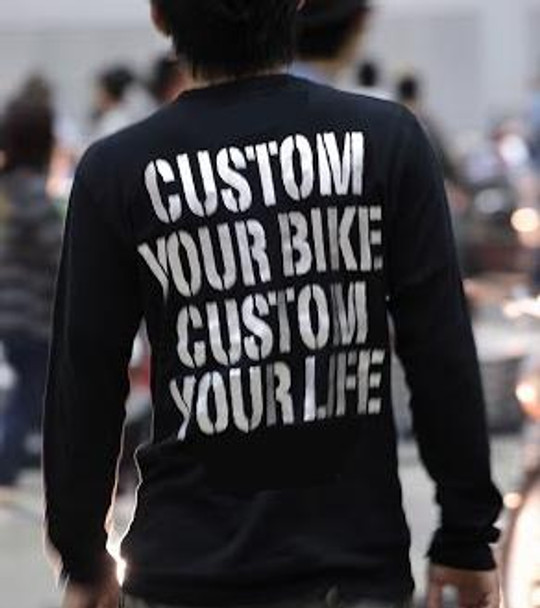 Custom your bike custom your life T-Shirt