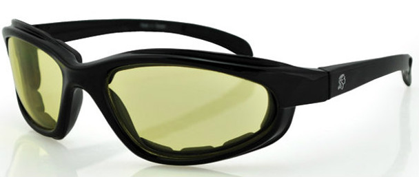 Yellow Zan Yellow Sunglasses