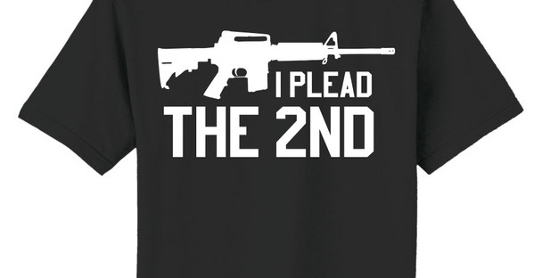 I Plead the Second Shirt