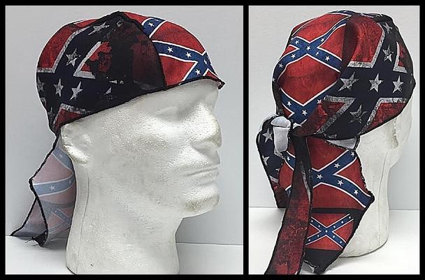 Rebel Flag Doo Rag
