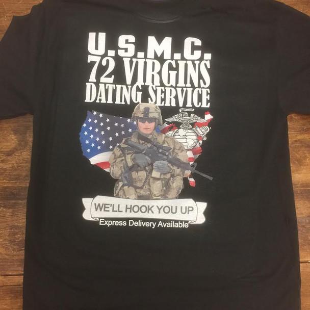 USMC Dating Service T-Shirt