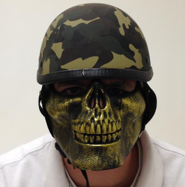 Hard Skull Face Mask