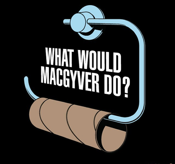 What Would Macgyver Do Shirt