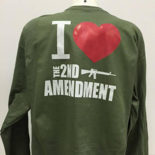 Second Amendment Shirt