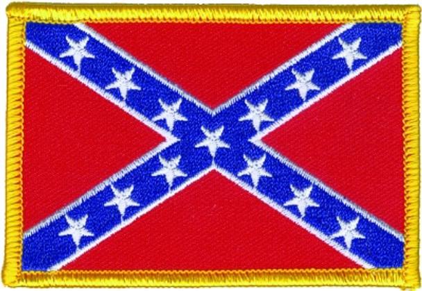 Rebel Flag Patch