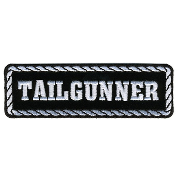 Tail Gunner Patch