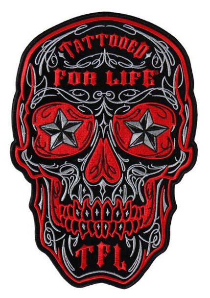 Day of the Dead Men Patch