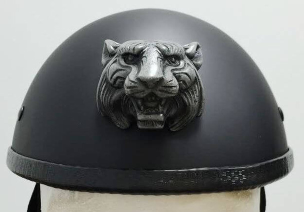 Silver Tiger  Motorcycle Helmet Attachment