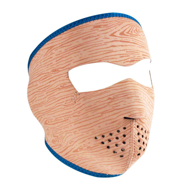 Face Mask - Woody