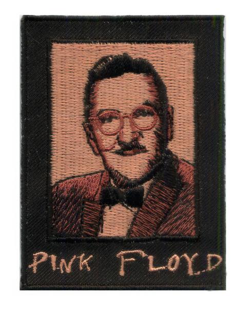 Pink Floyd The Barber Biker Patch