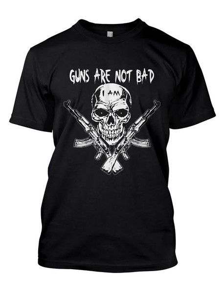 Guns are not bad I am Shirt