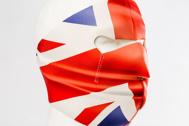 British Flag Neoprene Face Mask