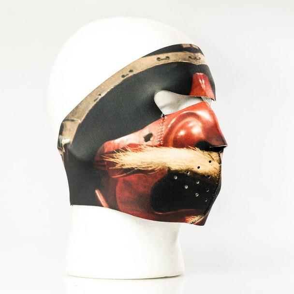 Samurai Design Face Mask